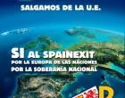 El Parlamento Europeo prohíbe un acto de Democracia Nacional y Falange<br><span style='color:#006EAF;font-size:12px;'>POR LA SALIDA DE LA UE</span>