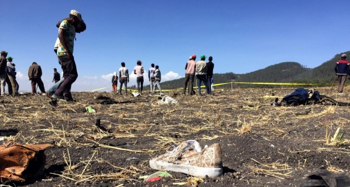 ET 302 Ethiopian Airlines y la cumbre de GEOINGENIERÍA DE LA ONU ¿derribado?<br><span style='color:#006EAF;font-size:12px;'>UN POCO DE CONSPIRACIÓN. PARTE 1.</span>