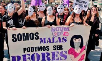 FEMINISTAS, NO A MI…<br><span style='color:#006EAF;font-size:12px;'>CARTAS A DN</span>
