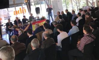 Crónica presentación de ADÑ en Alicante<br><span style='color:#006EAF;font-size:12px;'>ELECCIONES EUROPEAS</span>