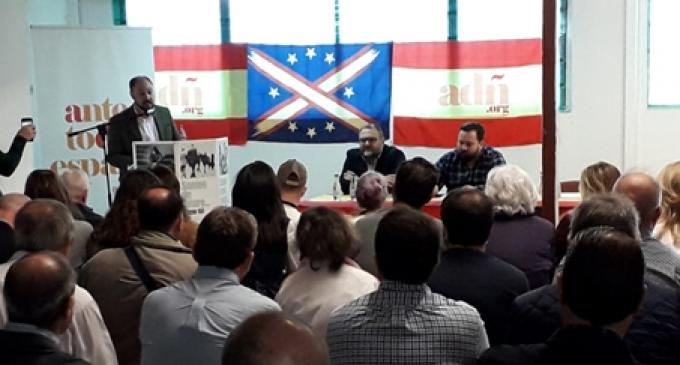 Crónica presentación de ADÑ en Zaragoza<br><span style='color:#006EAF;font-size:12px;'>PARA LAS ELECCIONES EUROPEAS</span>