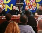 Mesa Nacional.<br><span style='color:#006EAF;font-size:12px;'>La MN de DN se reúne en Madrid, antes de las elecciones.</span>