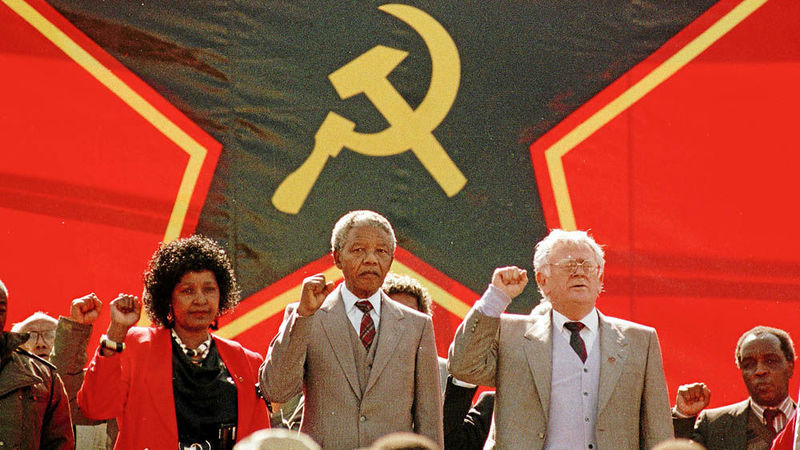 mandela comunista 2