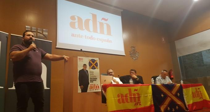Crónica presentación en Valencia de la candidatura de ADÑ<br><span style='color:#006EAF;font-size:12px;'>PARA LAS ELECCIONES EUROPEAS DEL 26 DE MAYO</span>