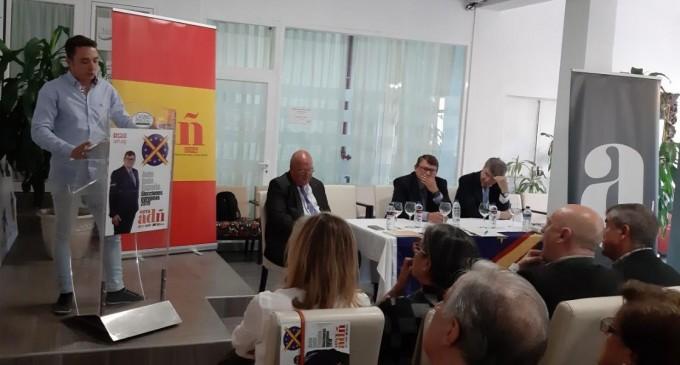 Crónica presentación en Guadalajara de la candidatura de ADÑ<br><span style='color:#006EAF;font-size:12px;'>PARA LAS ELECCIONES EUROPEAS DEL 26 DE MAYO</span>