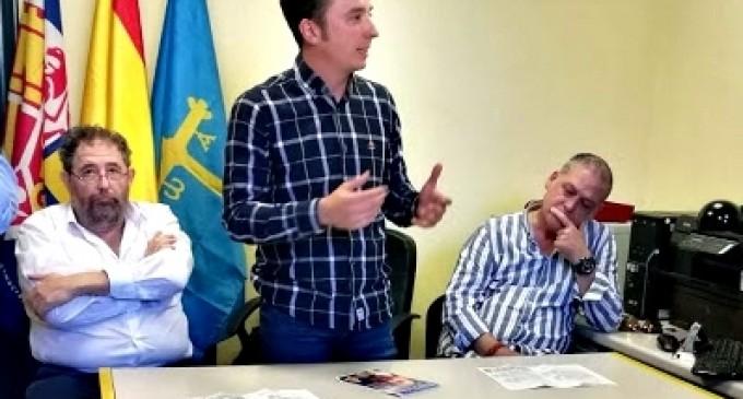 DN Asturias presentó su candidatura municipal.<br><span style='color:#006EAF;font-size:12px;'>Elecciones Municipales 2019.</span>