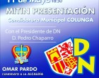 Mítin presentacion en Asturias.<br><span style='color:#006EAF;font-size:12px;'>Elecciones municipales, Colunga .</span>