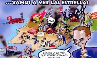 El Estado español soberano ya no existe<br><span style='color:#006EAF;font-size:12px;'>FILÓSOFO VASCO CERTIFICA LA DEFUNCIÓN DEL ESTADO SOBERANO ESPAÑOL</span>