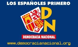 Resultado de imagen de democracia nacional carteles