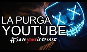 AUDIO: Youtube empieza la censura masiva de videos disidentes<br><span style='color:#006EAF;font-size:12px;'>RADIO AQUÍ LA VOZ DE EUROPA</span>