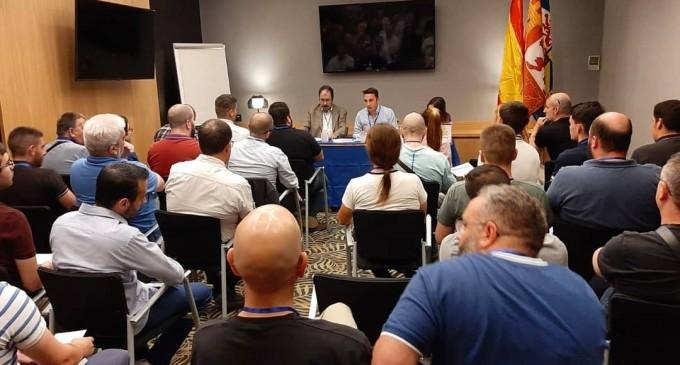Congreso nacional de DN.<br><span style='color:#006EAF;font-size:12px;'>Elección del comité ejecutivo nacional (MADRID).</span>