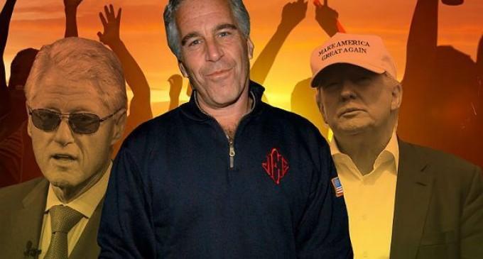 Detrás del caso Epstein<br><span style='color:#006EAF;font-size:12px;'>TRAMA DE ABUSOS SEXUALES</span>