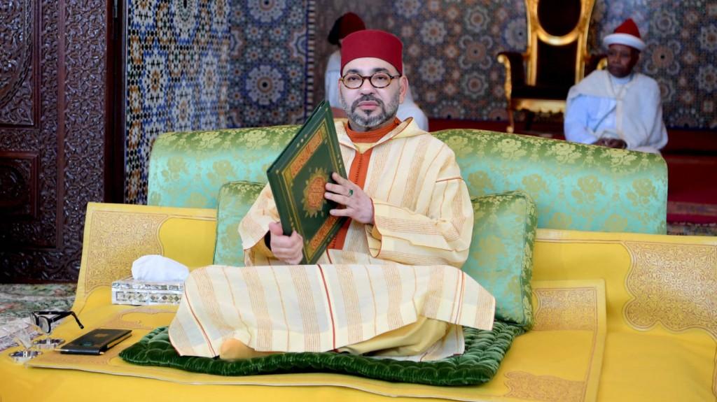 rey marruecos