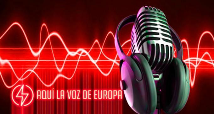Youtube cierra el canal Aquí La Voz de Europa TV<br><span style='color:#006EAF;font-size:12px;'>SIGUE LA CENSURA CONTRA LOS MEDIOS DISIDENTES</span>