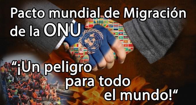 La ONU exige a la UE el desembarco de los 507 inmigrantes atrapados en el Open Arms y el Ocean Viking<br><span style='color:#006EAF;font-size:12px;'>HAY QUE LIQUIDAR A LA ONU Y A LA UE</span>