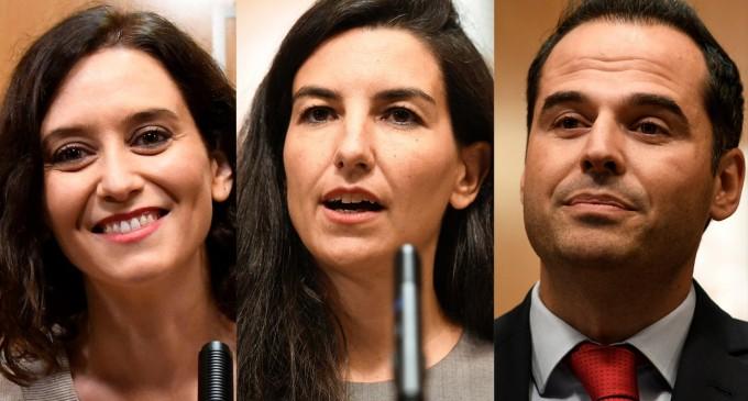 Ante el papel de VOX en los acuerdos de investidura en Madrid y Murcia<br><span style='color:#006EAF;font-size:12px;'>COMUNICADO</span>