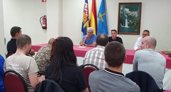 Universidad de Verano, DN.<br><span style='color:#006EAF;font-size:12px;'>DN, por una nueva Reconquista.</span>