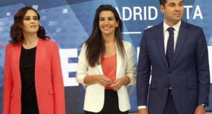 Madrid dedica 24 millones a atender a los MENAs<br><span style='color:#006EAF;font-size:12px;'>EL GOBIERNO DEL CAMBIO NO CAMBIA NADA</span>