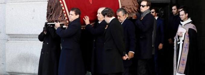 Profanación del Valle de los Caídos.<br><span style='color:#006EAF;font-size:12px;'>Comunicado y próximas convocatorias 20-N (MADRID).</span>