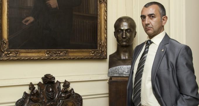 Manuel Andrino estará en el acto del próximo 23 de Noviembre.<br><span style='color:#006EAF;font-size:12px;'>ACTO PÚBLICO: España, foco de la revuelta MADRID.</span>
