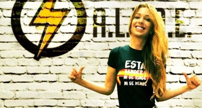 Noelia de Trastámara estará presente el próximo Sábado 23 de Noviembre.<br><span style='color:#006EAF;font-size:12px;'>ACTO PÚBLICO, España, foco de la revuelta MADRID.</span>