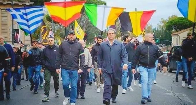 Roberto Fiore estará presente el próximo Sábado 23 de Noviembre.<br><span style='color:#006EAF;font-size:12px;'>ACTO PÚBLICO, España, foco de la revuelta MADRID.</span>