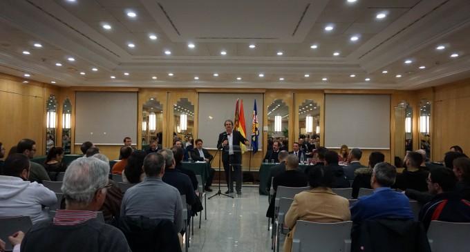 España, foco de la revuelta.<br><span style='color:#006EAF;font-size:12px;'>Crónica del mítin público en Madrid.</span>