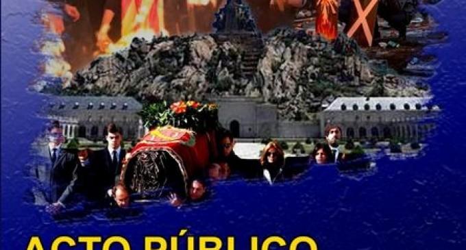 Acto Público 23N : ESPAÑA, FOCO DE LA REVUELTA.<br><span style='color:#006EAF;font-size:12px;'>HOTEL VP Jardín METROPOLITANO, Av de la reina Victoria,12 (MADRID).</span>