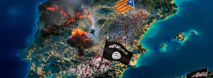 AUDIO: España, nuestra soberanía está en peligro<br><span style='color:#006EAF;font-size:12px;'>AQUÍ LA VOZ DE EUROPA</span>