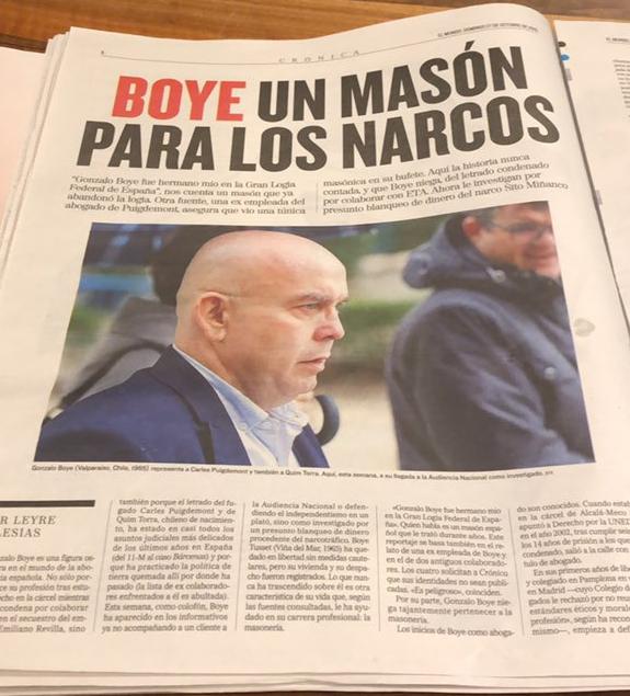 boye mason
