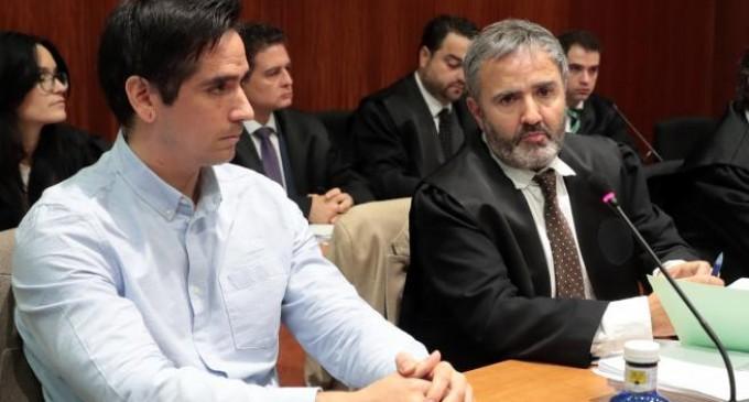 Ante la vergonzosa sentencia contra Rodrigo Lanza<br><span style='color:#006EAF;font-size:12px;'>CRIMINAL ANTIFASCISTA</span>