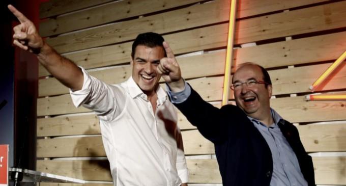 """Miquel Iceta: """"En España hay ocho naciones, las he contado""""<br><span style='color:#006EAF;font-size:12px;'>LÍDER DEL PARTIDO SOCIALISTA CATALÁN</span>"""