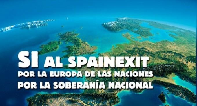 Comunicado: por la salida inmediata de España de la Unión Europea<br><span style='color:#006EAF;font-size:12px;'>TRAS LA DECISIÓN DEL TRIBUNAL DE LA UE</span>