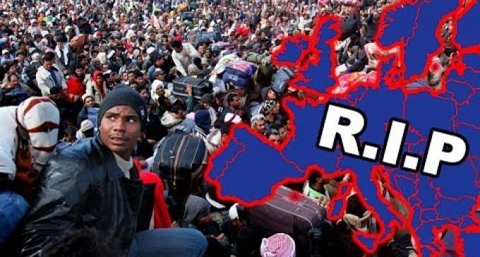 Euroáfrica: la inmolación de Occidente<br><span style='color:#006EAF;font-size:12px;'>RADIO AQUÍ LA VOZ DE EUROPA</span>