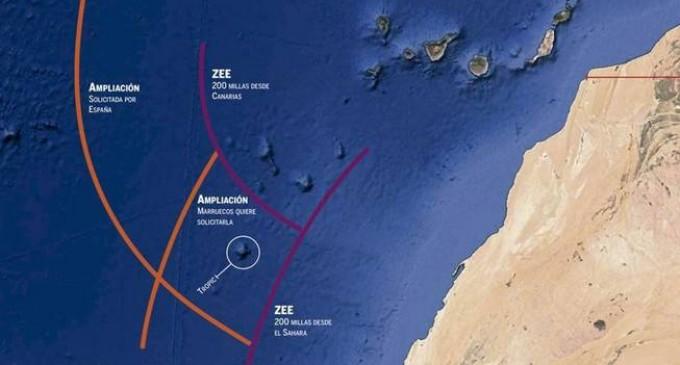 Marruecos reta a España al ampliar sus aguas hasta Canarias sin consulta previa<br><span style='color:#006EAF;font-size:12px;'>EL ENEMIGO DEL SUR</span>