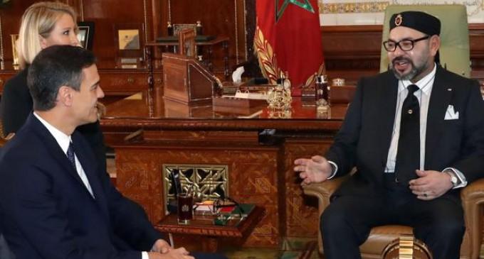 Marruecos gastará 5.000 millones en armas mientras pide dinero a Sánchez para controlar la inmigración<br><span style='color:#006EAF;font-size:12px;'>VERGÜENZA NACIONAL</span>