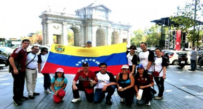 La inmigración venezolana en Madrid está fuera de control<br><span style='color:#006EAF;font-size:12px;'>DESCONTROL DE LA INMIGRACIÓN</span>