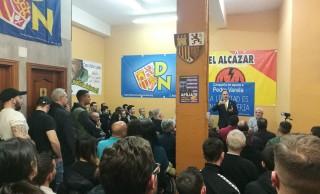 ¿Por qué luchamos? (Valladolid 22 de Febrero)<br><span style='color:#006EAF;font-size:12px;'>El ALCAZAR NO SE RINDE.</span>