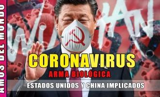 Coronavirus ¿arma biológica para el Nuevo Orden Mundial?<br><span style='color:#006EAF;font-size:12px;'>RADIO AQUÍ LA VOZ DE EUROPA</span>