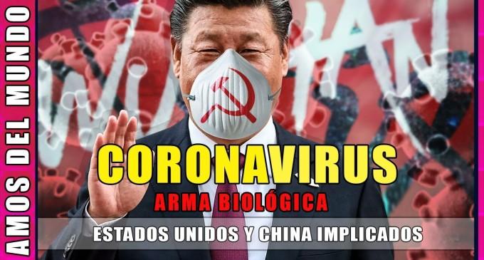 La historia secreta del arma biológica CORONAVIRUS<br><span style='color:#006EAF;font-size:12px;'>BLOG ASTILLAS DE REALIDAD</span>