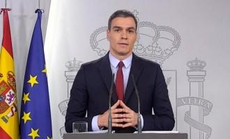 Sánchez asume que tendrá que pedir un rescate a la Unión Europea por la 'Gran Depresión' del coronavirus<br><span style='color:#006EAF;font-size:12px;'>COLAPSO ECONÓMICO</span>