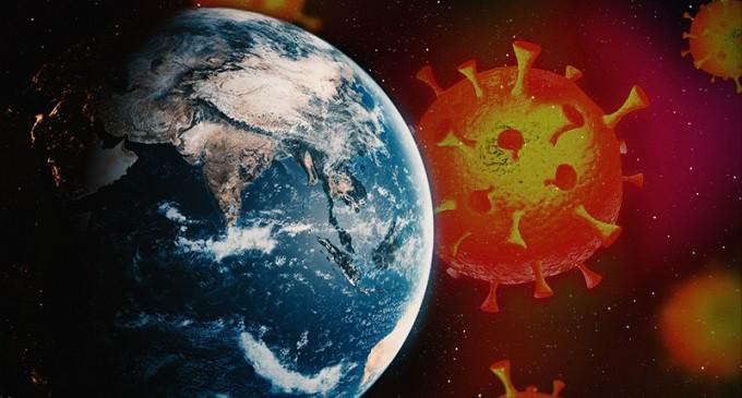 COVID-19 virus globalista.<br><span style='color:#006EAF;font-size:12px;'>Comunicado DN, comité político.</span>