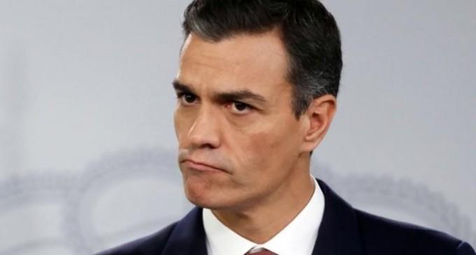 Presentan denuncia contra Pedro Sánchez<br><span style='color:#006EAF;font-size:12px;'>POR PERMITIR LAS MANIFESTACIONES DEL 8M</span>