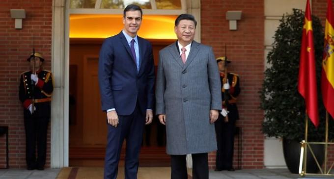 China ampliará su presencia en España cuando pase la crisis<br><span style='color:#006EAF;font-size:12px;'>DETRÁS DE LA CRISIS DEL CORONAVIRUS</span>