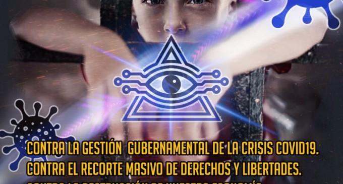 Abre los ojos, te están mintiendo.<br><span style='color:#006EAF;font-size:12px;'>Gobierno del bulo, Pedro Chaparro.</span>