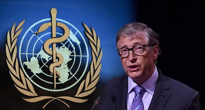Bill Gates donará 250 millones de dólares a la OMS para luchar contra el coronavirus<br><span style='color:#006EAF;font-size:12px;'>DETRÁS DE LA OMS</span>