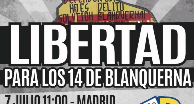 El Supremo fija el 7-J para resolver el caso.<br><span style='color:#006EAF;font-size:12px;'>Blanquerna ABSOLUCIÓN, convocatoria en MADRID.</span>