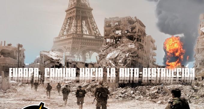¿Provocará la inmigración masiva guerras civiles por todo Occidente?<br><span style='color:#006EAF;font-size:12px;'>RADIO AQUÍ LA VOZ DE EUROPA</span>