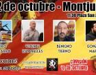 Se desconvoca el 12 de Octubre en Montjuic (BARCELONA).<br><span style='color:#006EAF;font-size:12px;'>Se desconvoca el ACTO PÚBLICO de la comisión de homenaje a la bandera.</span>