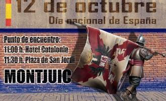 12 de OCTUBRE: Celebramos el Día Nacional de España ¡¡ACUDE!!<br><span style='color:#006EAF;font-size:12px;'>EN MONTJUIC (BARCELONA)</span>
